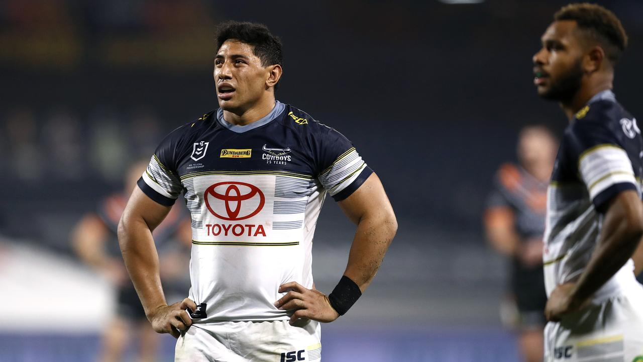 Jason Taumalolo has been one of the few shining lights for the Cowboys this season.