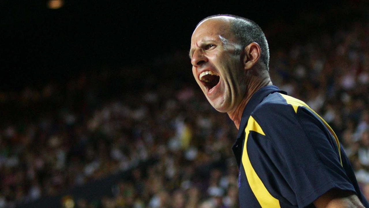 Brian Goorjian is well known to Australian basketball fans.