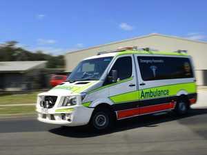Man rushed to hospital after Burrum Heads crash