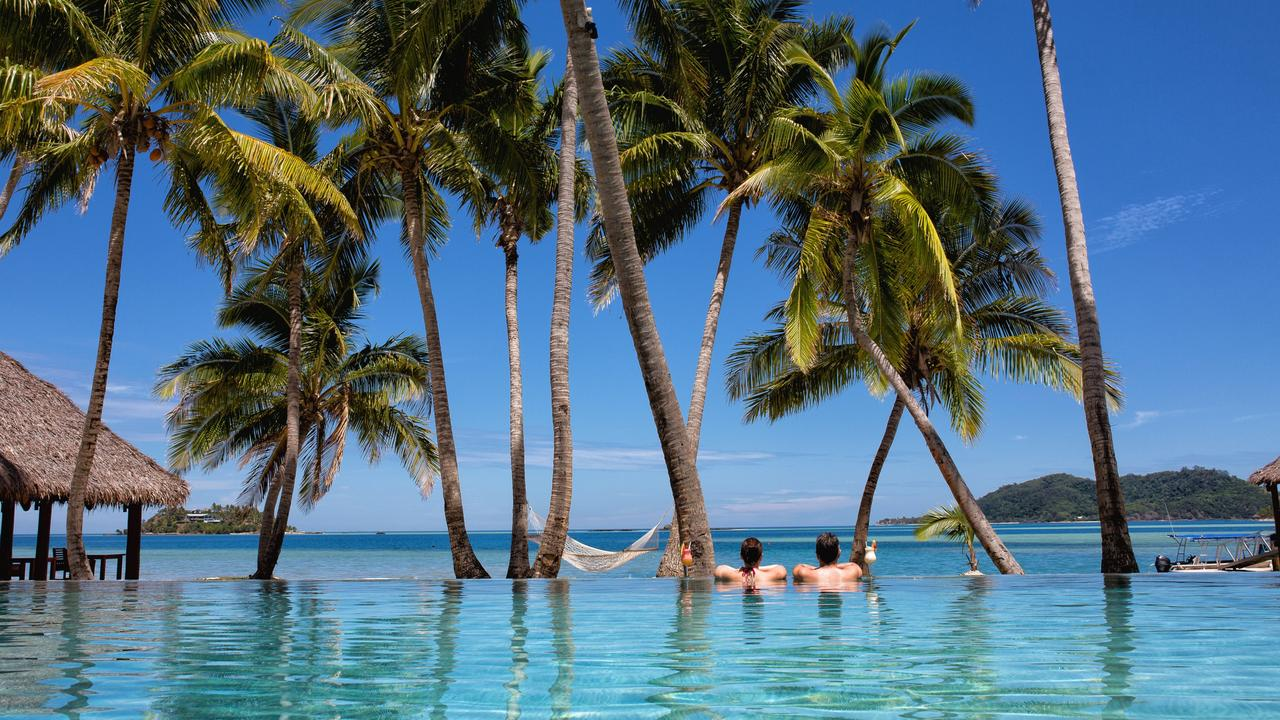 Fiji could soon be introducing a 'Bula Bubble' with Australia.