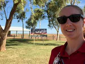 Bundy flight nurse talks of her exciting adventures