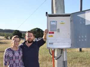 'WRONG AND UNFAIR' Couple lose thousands to Ergon