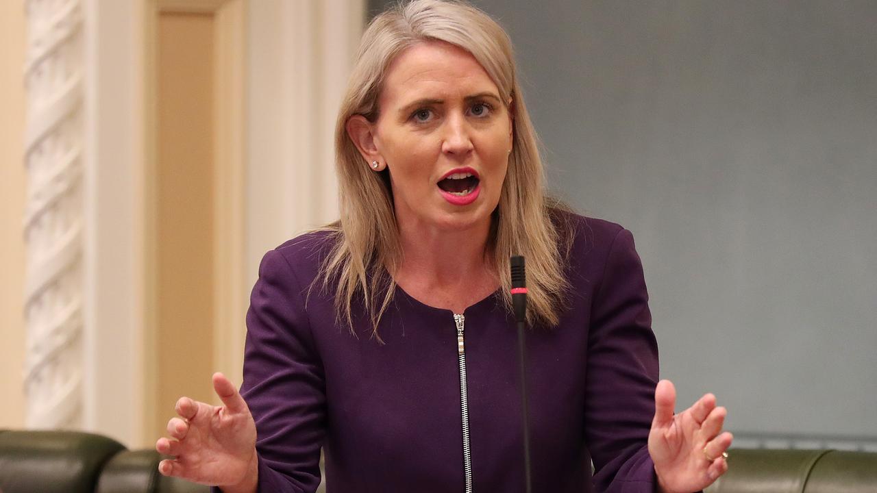 Queensland Tourism Minister Kate Jones. Photographer: Liam Kidston.