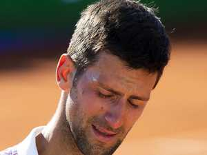 Djokovic tests positive for COVID-19