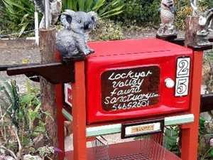 It's official: Lockyer wildlife sanctuary takes step forward