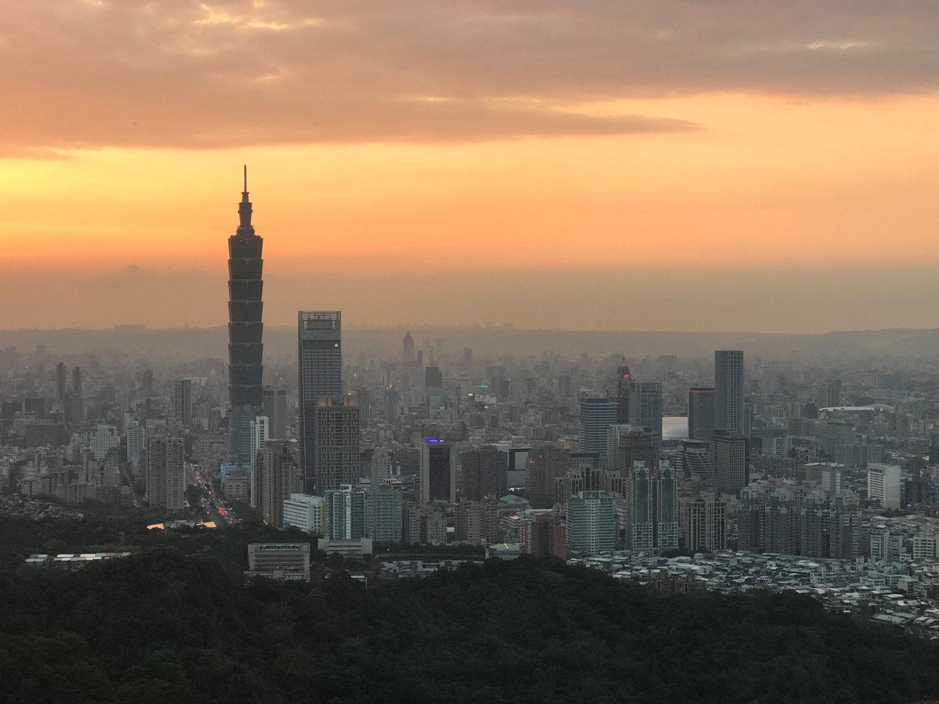 Taiwan.
