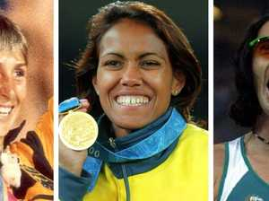 QLD's top 20 athletes since 1980: No. 1-10