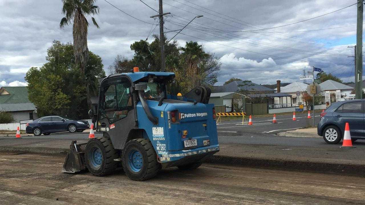 LOCALS ONLY: Proposals for new roadworks should generate jobs on the Southern Downs, say councillors.