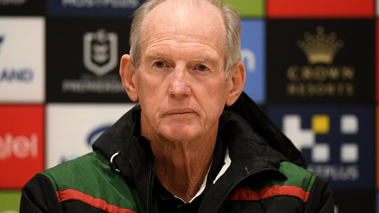 Wayne Bennett is sick of the speculation.