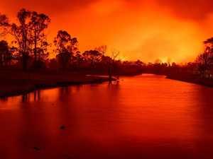 Communities' donation dilemma after fire crisis