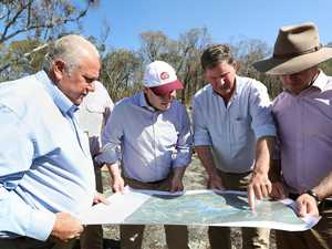 ON TRACK: Dam construction to start early 2021