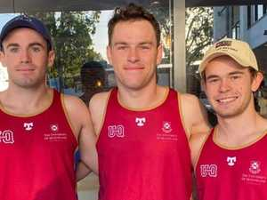 Why three mates will run 5km every four hours for 48 hours