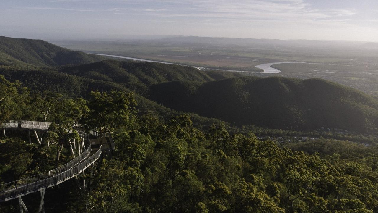 TOP OF THE WORLD: Mount Archer Nurim Circuit Elevated Boardwalk