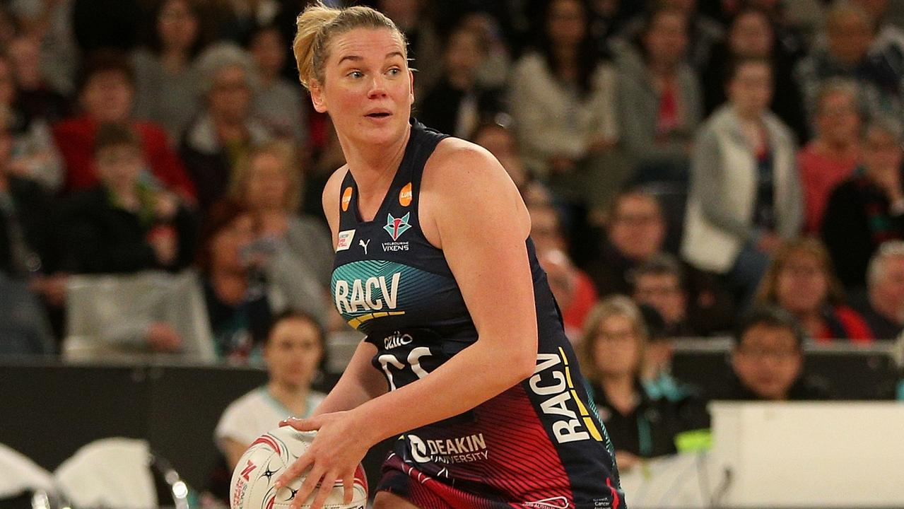 Caitlin Thwaites says the players weren't consulted over the move.