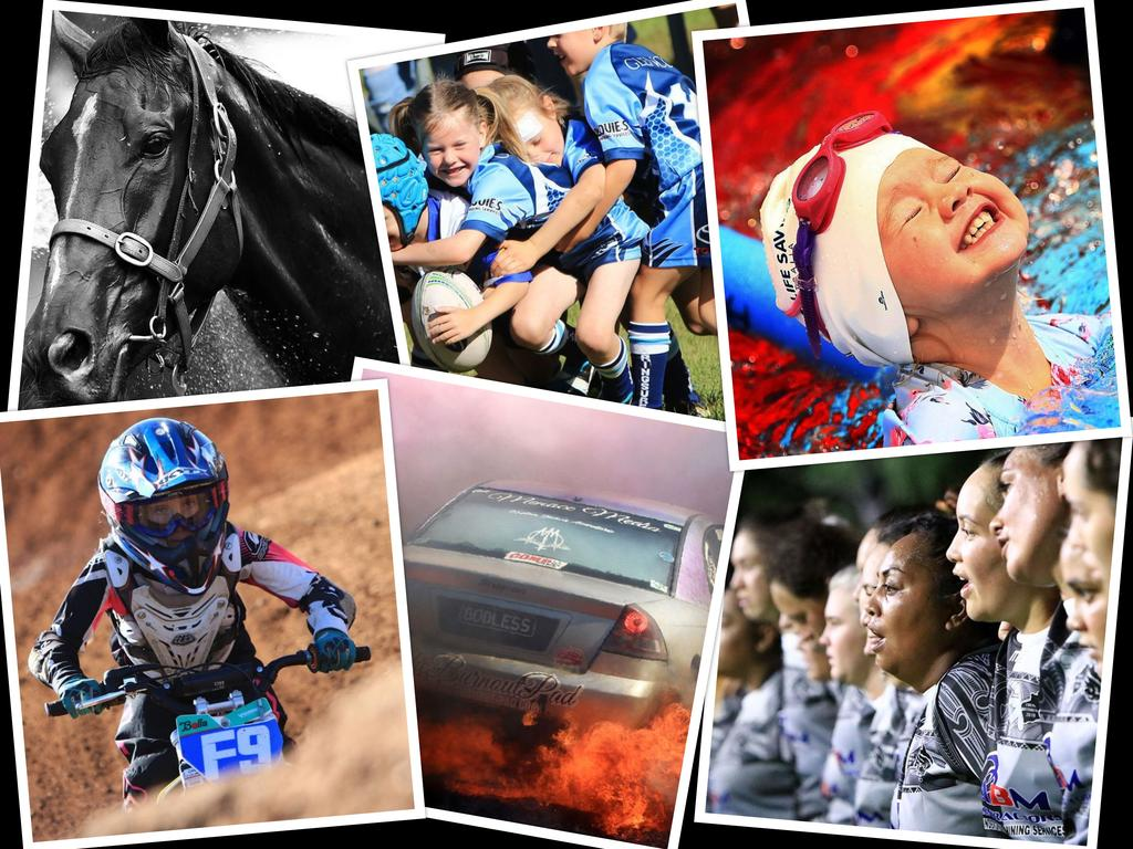 IN ACTION: Some of the best photos featured in CQ News over the years. Photos: Terry Hill