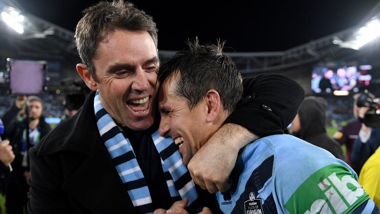 The New South Wales have received a massive boost after coach Brad Fittler was rewarded for winning back-to-back Origin titles.