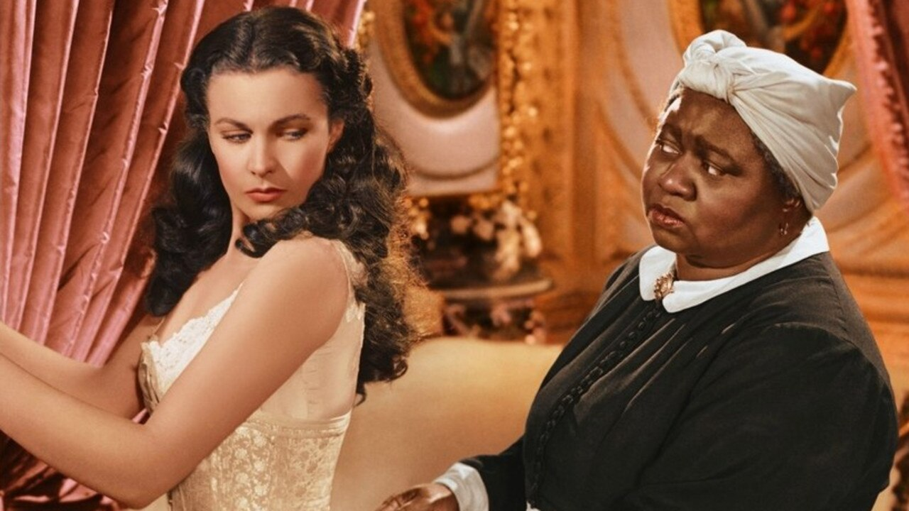 Gone With the Wind has been removed from streaming services following Black Lives Matter protests across the world. Picture: supplied