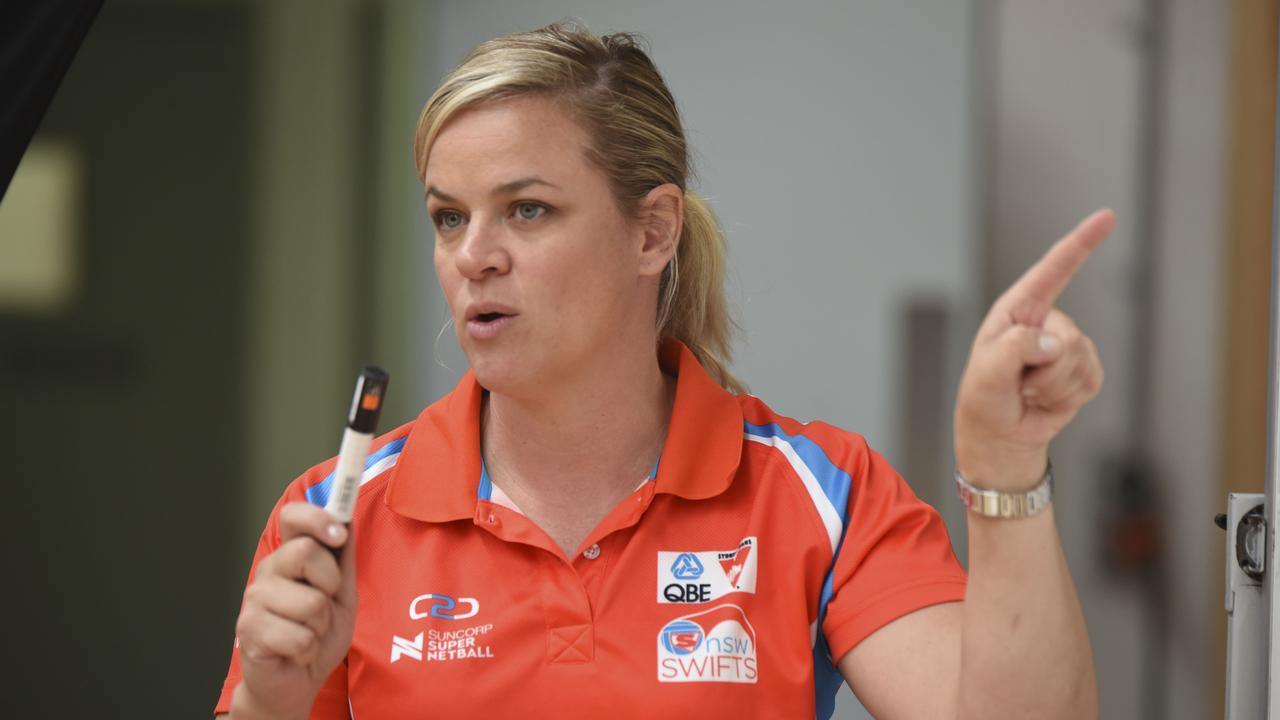 Swifts coach Briony Akle says the game could become more exciting.