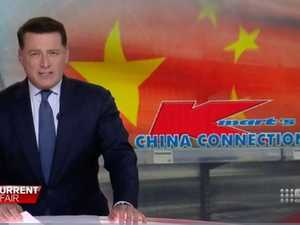 Kmart slammed over China decision