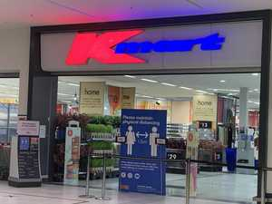 Security guards stabbed and two arrested in Kmart attack