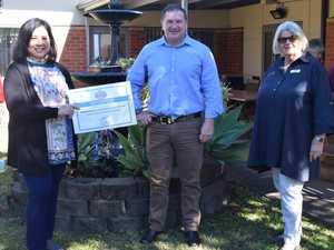 Maryborough volunteer groups receive well earned grants