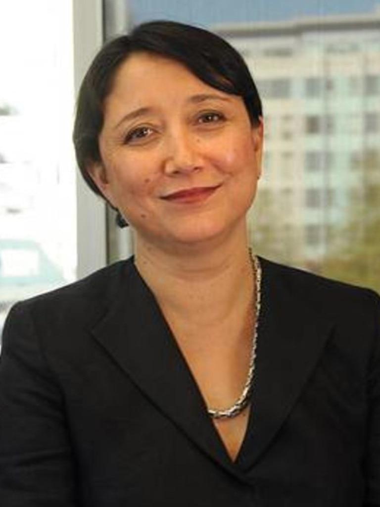 Former ACT Law Society President Noor Blumer.