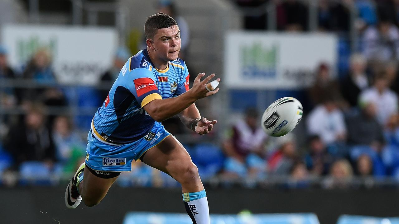 You would have bet anything on Ash Taylor making it. Photo by Matt Roberts/Getty Images.