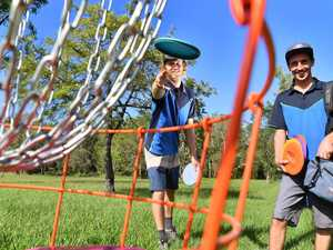 Have your say on proposed disc golf course