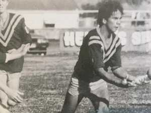 NRL great recalls being printed in the SB Times
