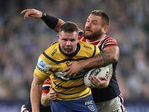 Late Mail: Parra's 'tough' enforcer blow