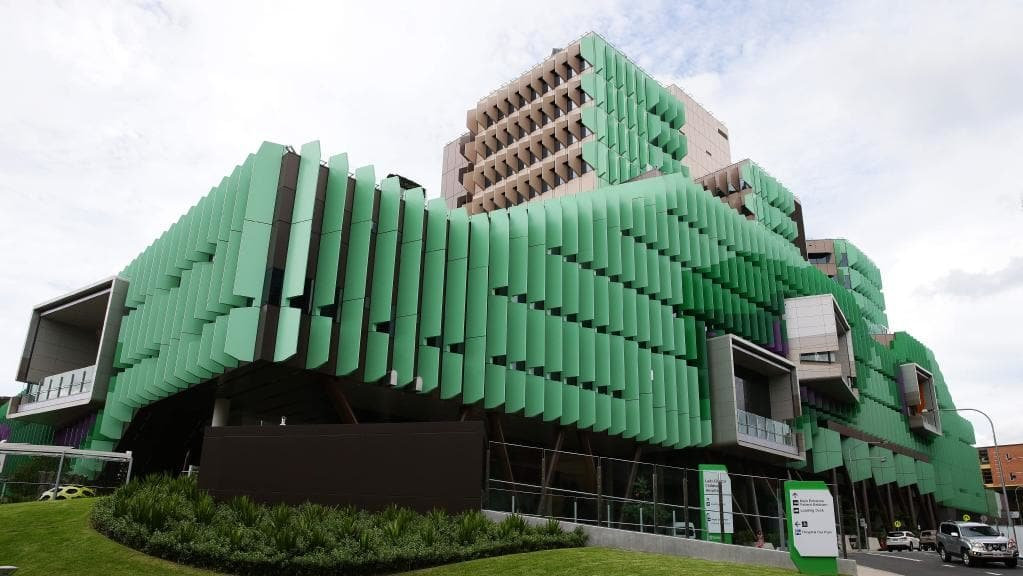 Queensland Children's Hospital.