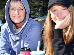 Cold weather hits the Fraser Coast - Julie Northfield