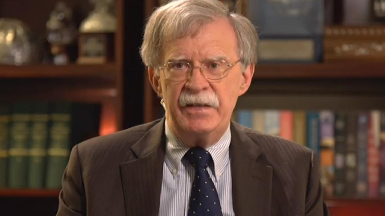 Former US national security adviser to President Donald Trump, John Bolton, said he was damaging to the Australia – US relationship. Picture: ABC