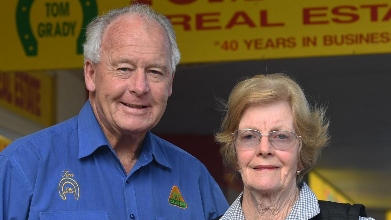 Tom and Lyn Grady