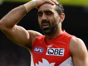 'Crackers': US reacts to Adam Goodes doco