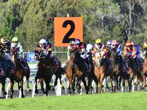 Step by step process for racegoers