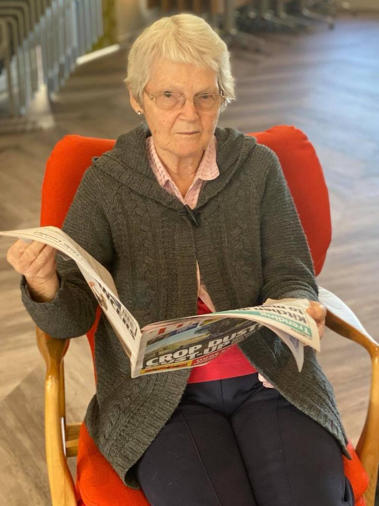 South Burnett Times reader Lurline Dousi.