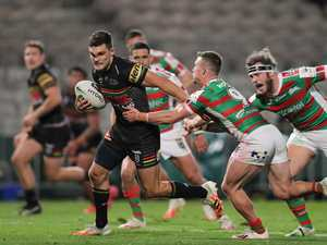 Courageous Cleary guides Panthers to gutsy win
