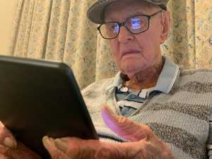 Meet Australia's oldest digital news subscriber