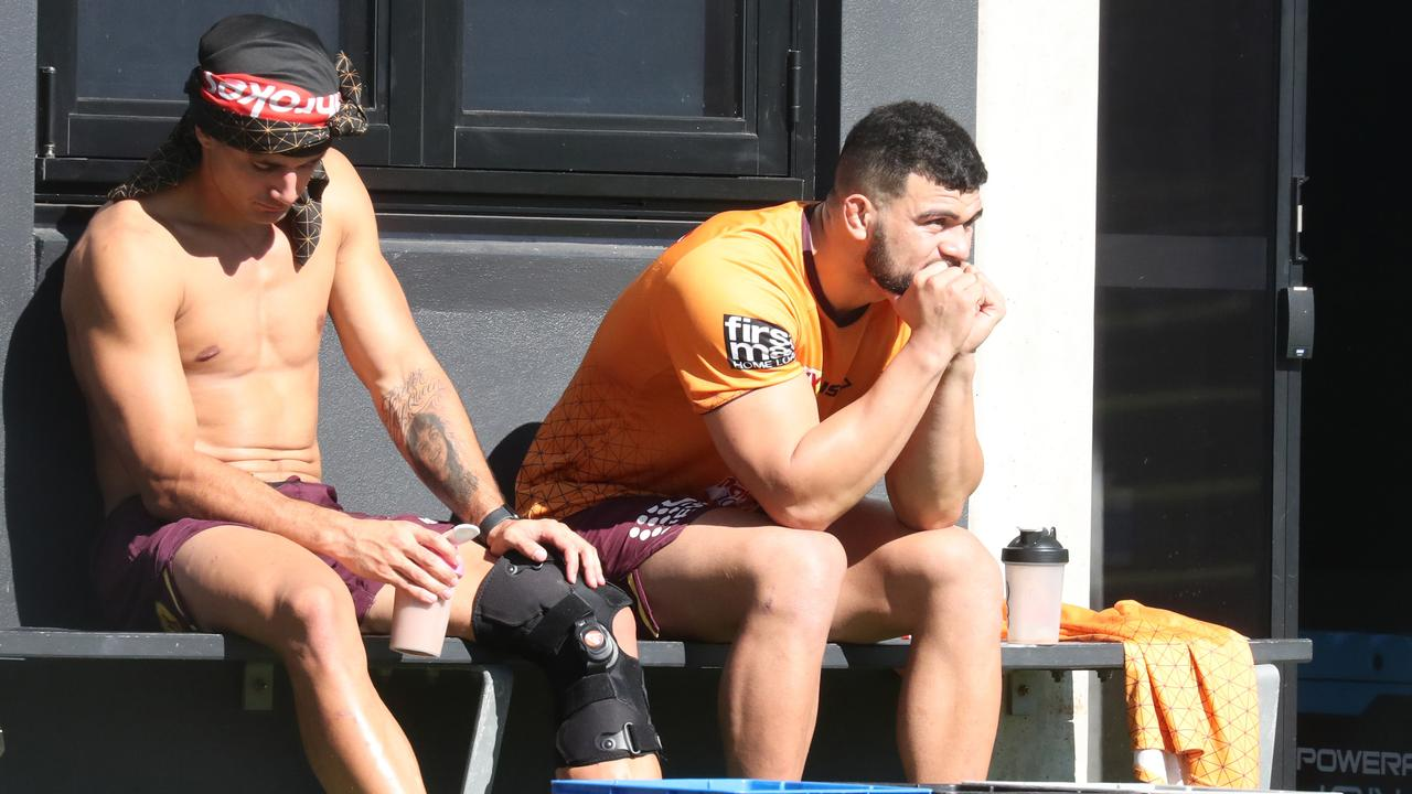 The Broncos won't have to wait too much longer for David Fifita to return.