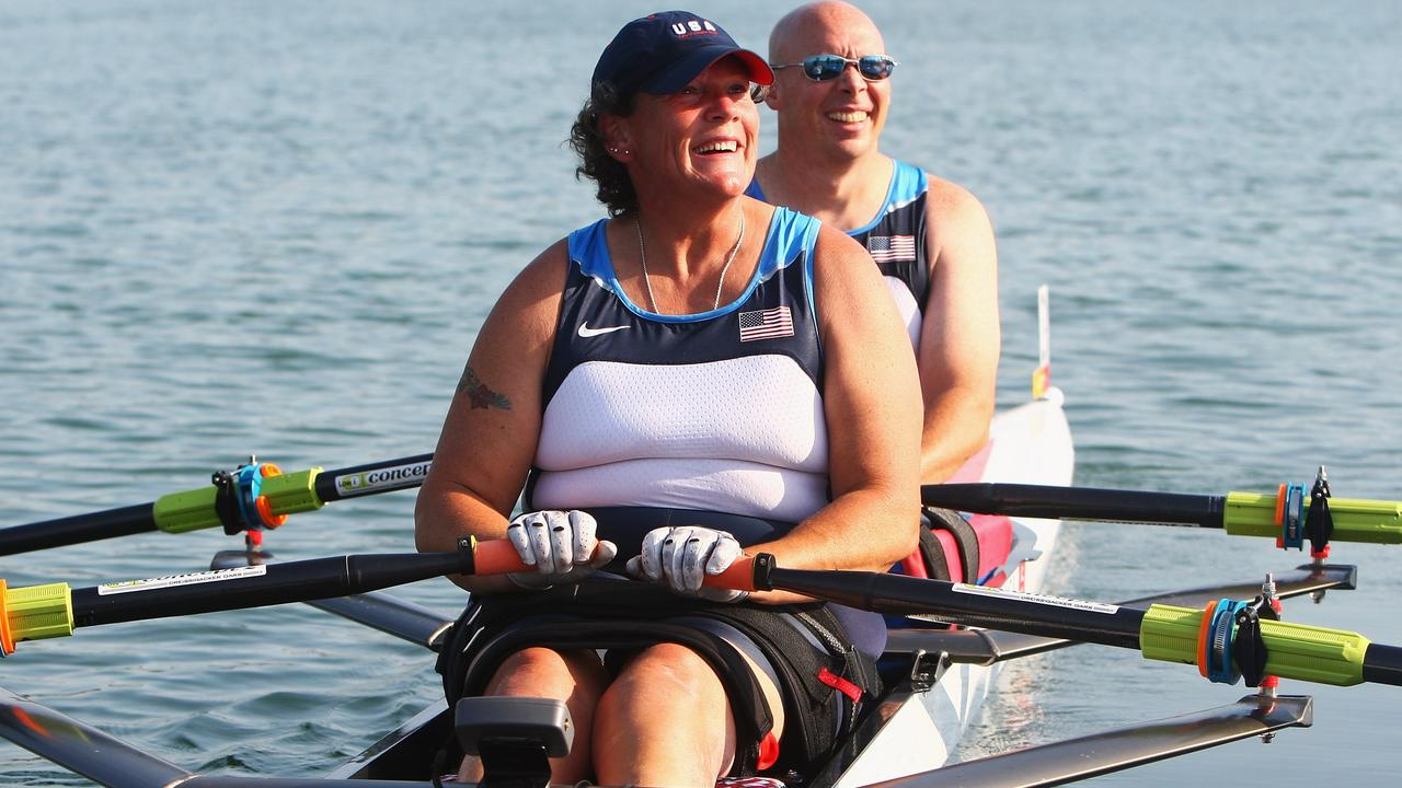 Paralympic great Angela Madsen has died tragically trying to secure a world record by rowing all the way across the Pacific Ocean.