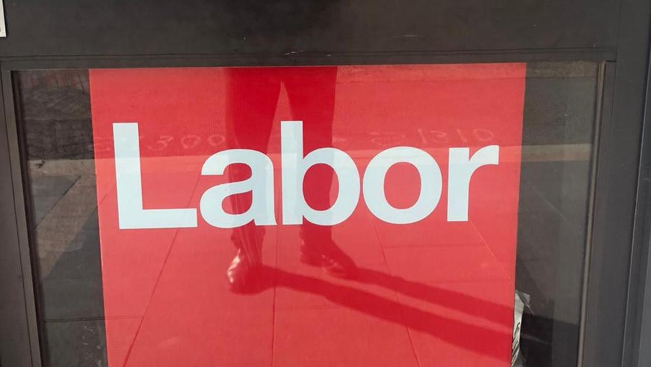 Labor is quietly taking down corflute signs across the Eden-Monaro tilt after keen eyes noticed the signs were authorised by disgraced former boss Kaila Murnain.