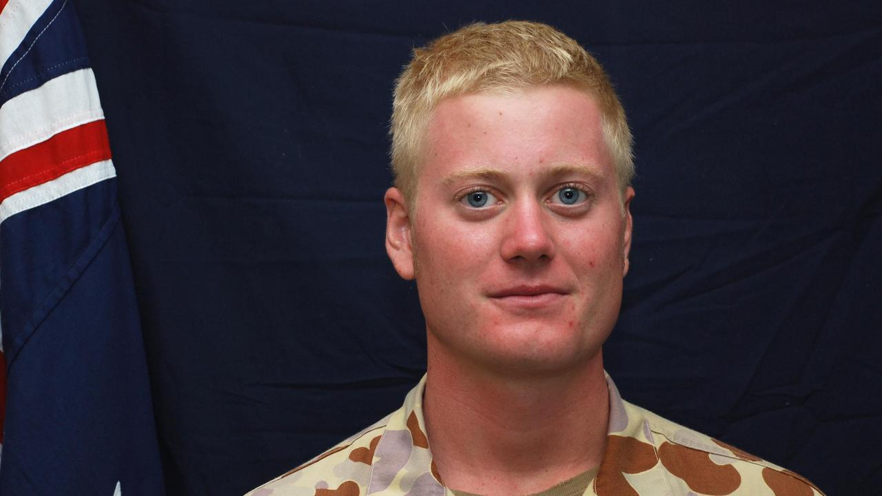 Sapper Jacob Moerland was one of two Australian soldiers serving in Afghanistan, who were killed in an explosion while on patrol in Taliban hotspot near their Mirabad Valley base on June 7, 2010.