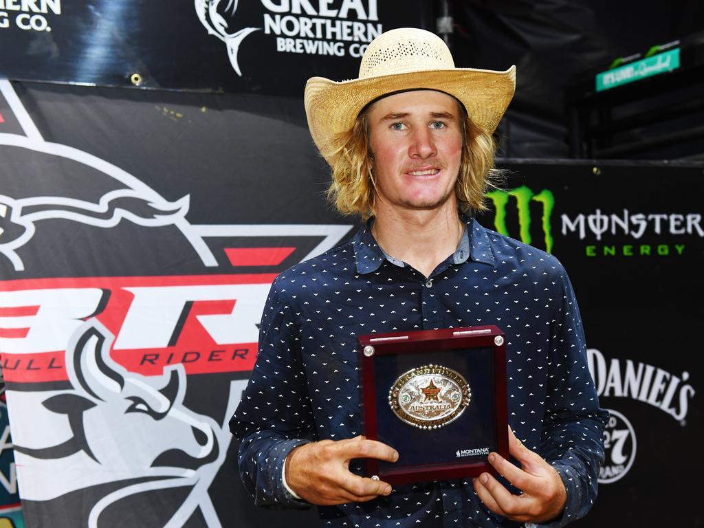 2018 Australian Champion Aaron Kleier.