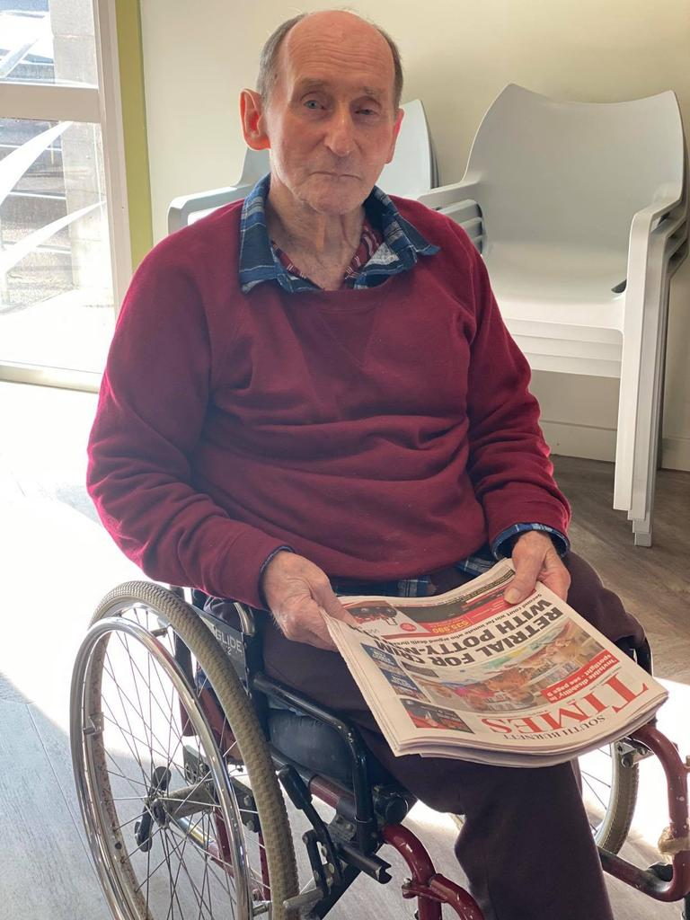 Bill Hull says the South Burnett Times sport pages have brought him a great deal of enjoyment over the years.