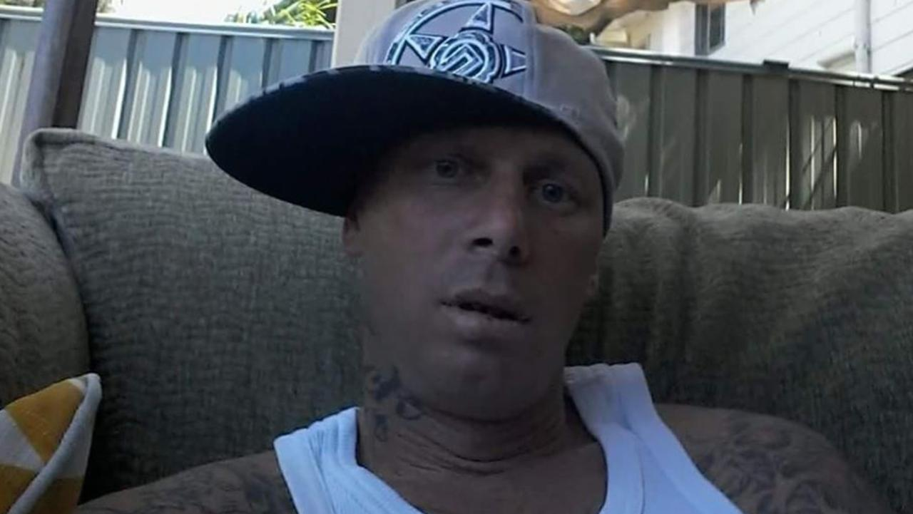 Clinton Bush was jailed for breaking into the Maroochydore Yes Optus store in April.