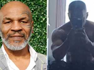 Tyson warns Jamie Foxx about film