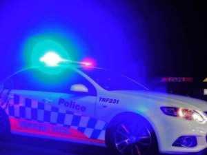 Burnout driver fled crash after allegedly injuring mates