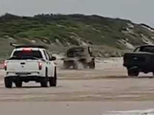 DECIDED: Can you still take your 4WD on the beach?