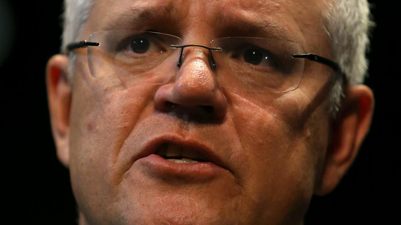 Scott Morrison may have thought he was a hero for handing out a $250 million package. But what he said screams volumes about what he values, writes Wenlei Ma.